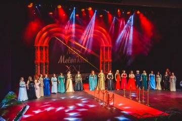The Moscow Times: Miss Melon Rich XXL