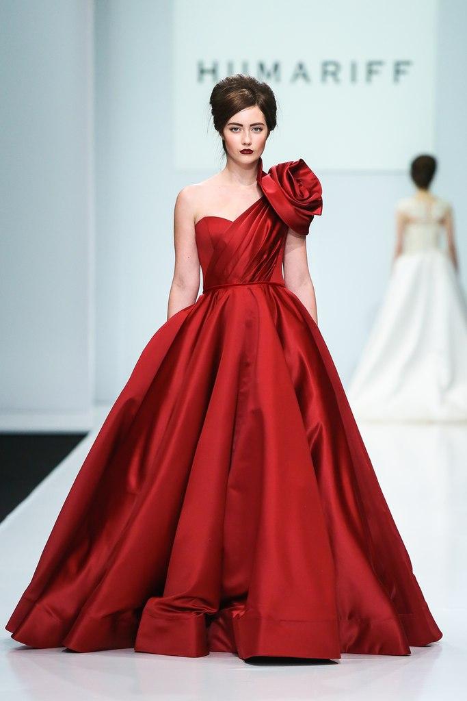 Свадебное платье humariff